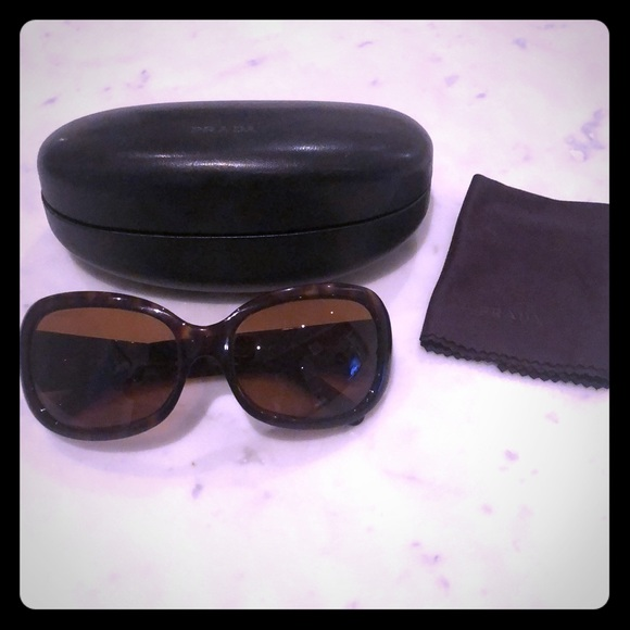 a8cb162fc625 Prada Sunglasses tortoise shell frames. M 5c72f0d3de6f62bb84296631. Other  Accessories ...
